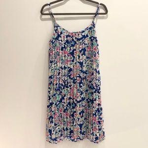 NWOT SKIES ARE BLUE pleated dress